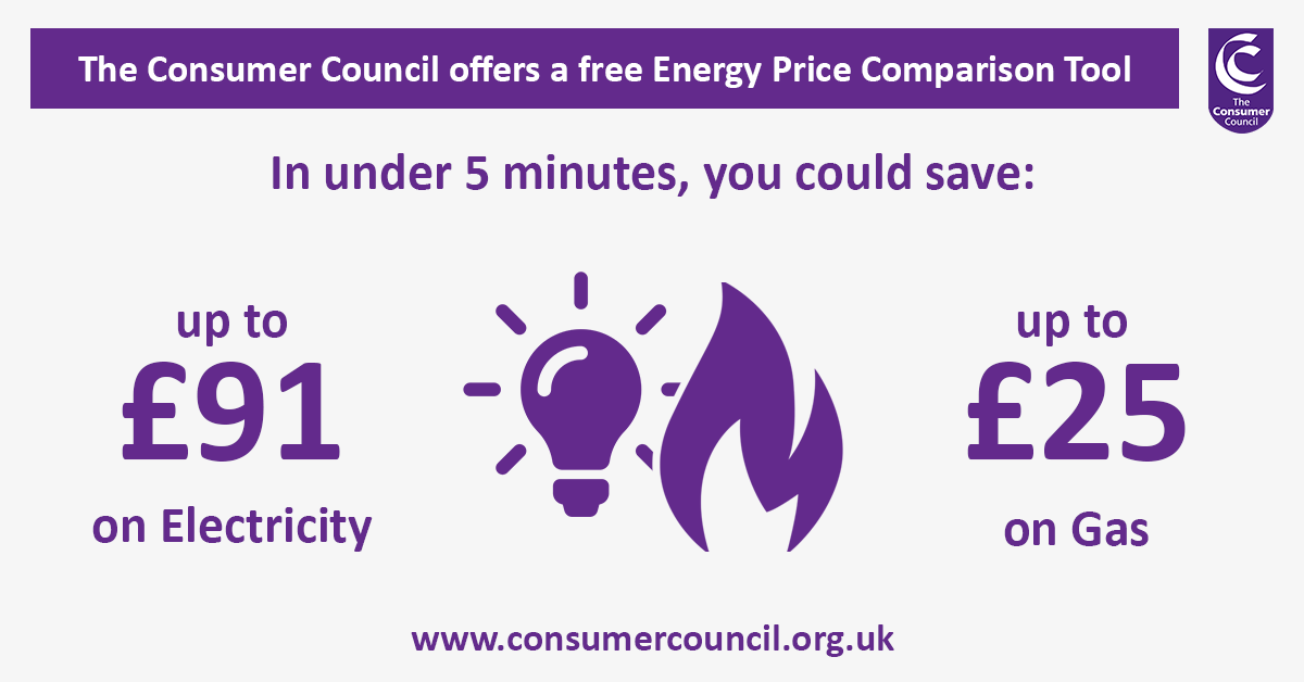 Want to save money on gas or electricity bills?