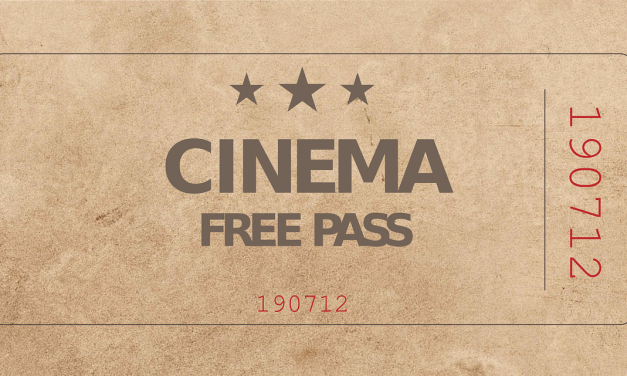 Complimentary cinema access whilst accompanying a registered disabled person